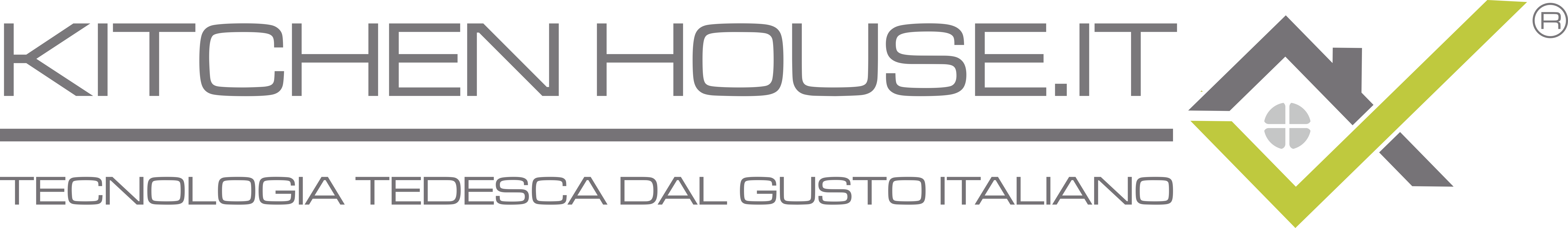 Logo Kitchen house grigio
